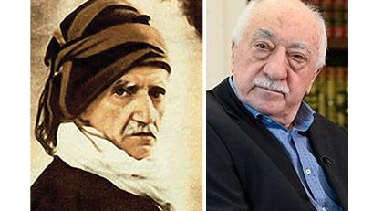 Said-i Nursi ve Fethullah Gülen'in hezeyanları