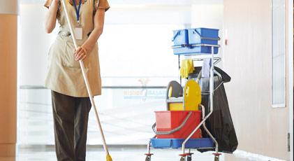 """""""Kadın işçi erkekler tuvaletini temizlemeye zorlanamaz"""" kararı"""
