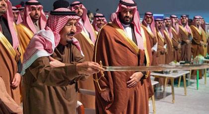 Suudiler'den dikkat çeken istihbarat adımı