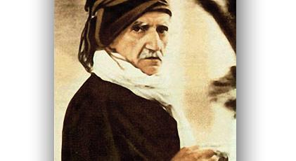 Said'i Nursi'nin mezarını arayan adam