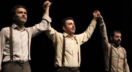 Sabahattin Ali'den Aziz Nesin'e tiyatro sahnesinde Meçhul Paşa