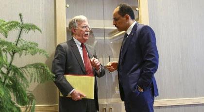 John Bolton'ın 5 yıl başkanlığını yaptığı kurum kime hizmet ediyor