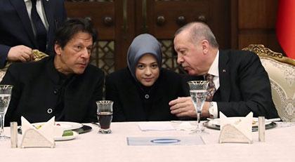Merve Kavakçı'nın diğer kızı da Erdoğan'ın danışmanı çıktı