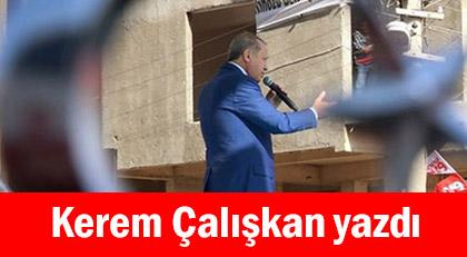 Erdoğan tuzağa düştü