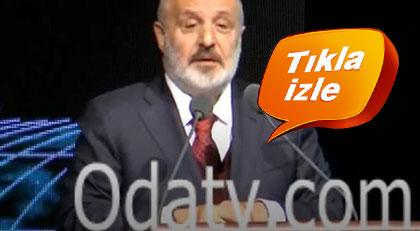 """""""Eski sosyalist yeni bir Müslümanım"""" diyen Ethem Sancak'tan itiraf gibi açıklama"""