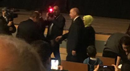 Ve Erdoğan Fazıl Say konserinde