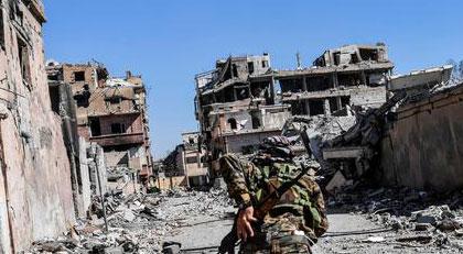 IŞİD son köyünü de kaybetti
