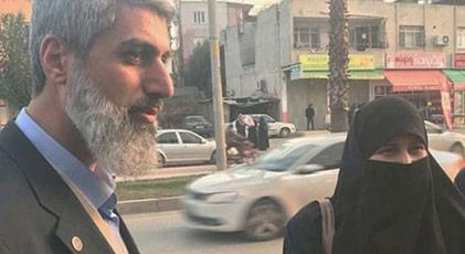 Alparslan Kuytul'un eşine gözaltı
