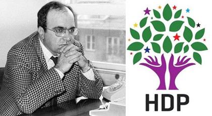 HDP Uğur Mumcu'yu destekler miydi