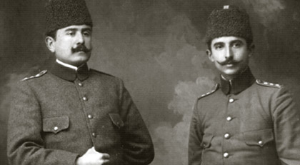"""""""Namık Kemal'in kitabını elinden kapıp yakmasaydım mahvolabilirdik"""""""