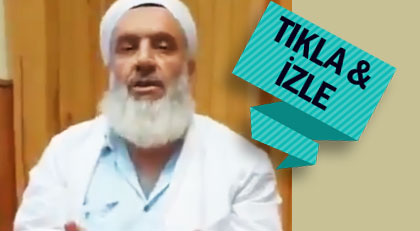 AKP'ye oy vermeyeni kafir ilan etti