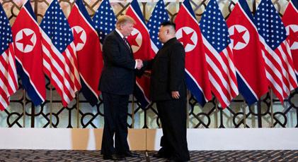 Trump ile Kim Jong anlaşamadı