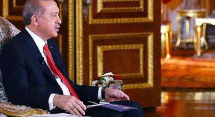 Erdoğan'ın televizyonda aldığı notları Odatv açıklıyor