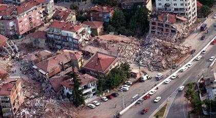 """""""İstanbul'da şu an bir deprem olsa..."""""""