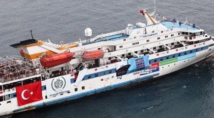 Mavi Marmara mağdurlarına kapılar kapatıldı