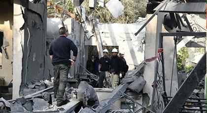 İsrail'de savaş çanları