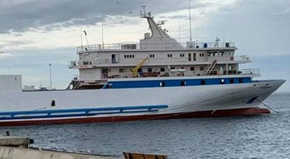 Türkiye'nin yıllarca konuştuğu geminin son hali ortaya çıktı
