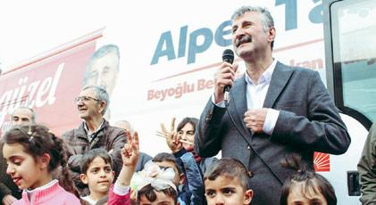 """Alper Taş kazandığında..."""