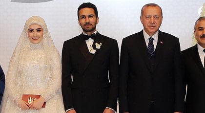 Diriliş Ertuğrul'un nikah şahidi Erdoğan