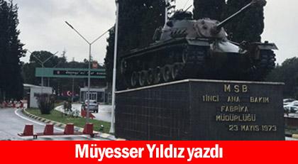 Türkiye İstanbul'u konuşurken Tank-Palet fabrikasının satışında ne oldu