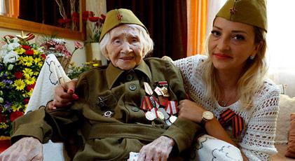 Antalya'da bir Sovyet kahramanı