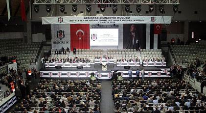 Beşiktaş'ta oy verme günü