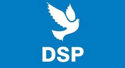 DSP'de İmamoğlu istifası