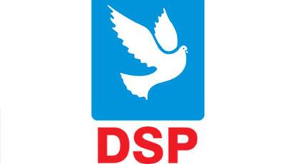 DSP'de büyük İstanbul krizi