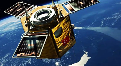 """""""Uzaya gönderdiğimiz uydu acaba ne yapıyor"""" diyorsanız bu haber sizin için"""