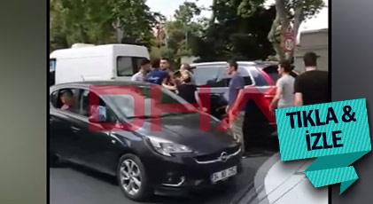 Halit Ergenç'e saldırı