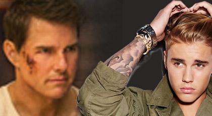 Tom Cruise Justin Bieber ile ringe çıkacak mı