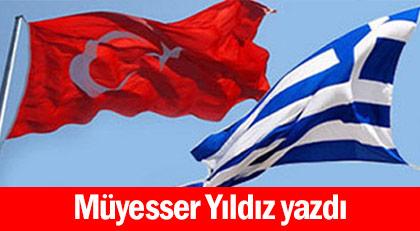 Yunanistan Lozan'ı çiğnerken bakın Ankara ne yaptı