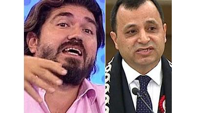 Rasim Ozan, AYM başkanının kankası çıktı