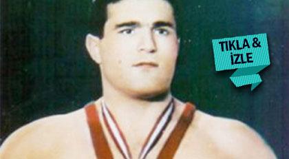 Olimpiyatların Türk kahramanı Mersinli Ahmet