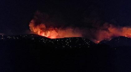 Orman yangınları sürerken o uçaklar neden çalıştırılmadı