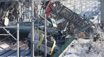 """Tren kazasında """"kusurlu"""" bulunan TCDD yöneticilerine ne oldu"""