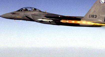 Rus uçağına ateş açıldı