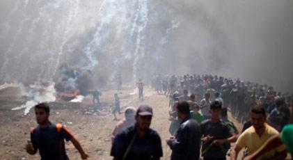 İsrail Filistinli protestocuları vurduğunu böyle kabul etti