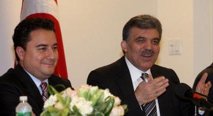 "Gül'e Babacan'a ""Huzur Partisi"" müjdesi"