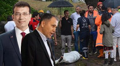Selin götürdüğü İstanbul'un valisi ve belediye başkanı nerede