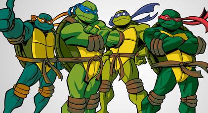 Diyanet kafayı Ninja Kaplumbağalar'a taktı