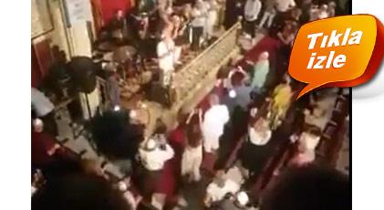 "Sinagog'da ""Yaşa Mustafa Kemal Paşa"" sesleri"