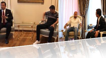 AKP'li başkan olsa böyle mi oturacaklardı
