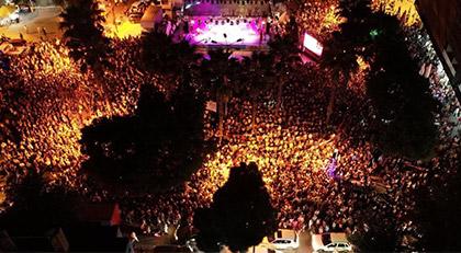 Dikili Festivali'ne büyük ilgi