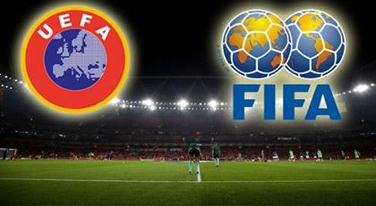 FIFA ve UEFA sağcı mı