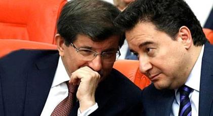 Hürriyet'teki bu haber Babacan ve Davutoğlu'nu hedef alıyor