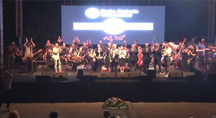 KKTC Cumhurbaşkanından ayakta alkışlanan konuşma