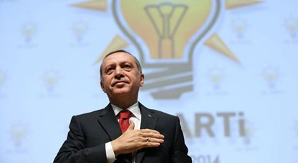 """""""Ne AK Parti'den bahsediyorum ne de Erdoğan'dan bahsediyorum"""""""