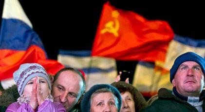 Sovyet düzeni tamamen bitiyor