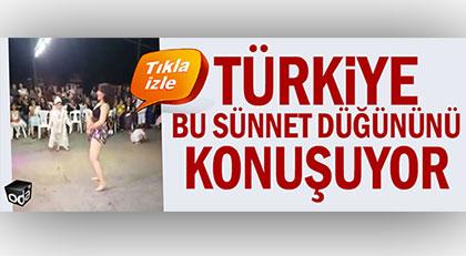 Türkiye'nin konuştuğu sünnet düğününde yeni gelişme